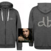 Combo CD + Hoodie Gris Charbon - Dany Bédar