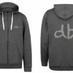Hoodie Gris Charbon – Dany Bédar