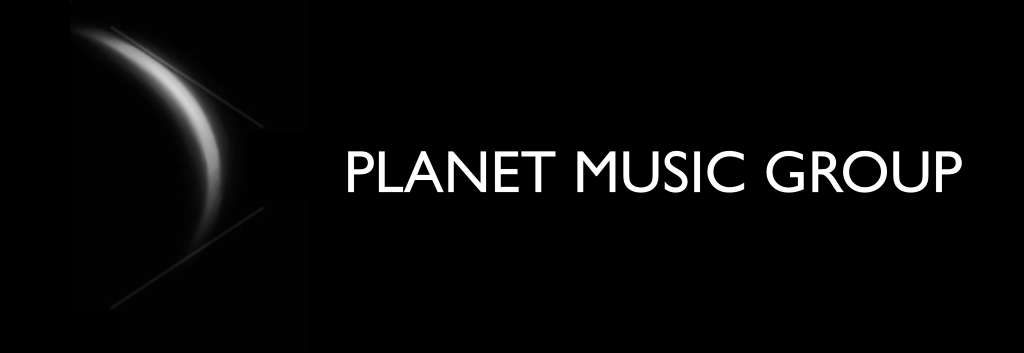 Planet Music Group - Logo